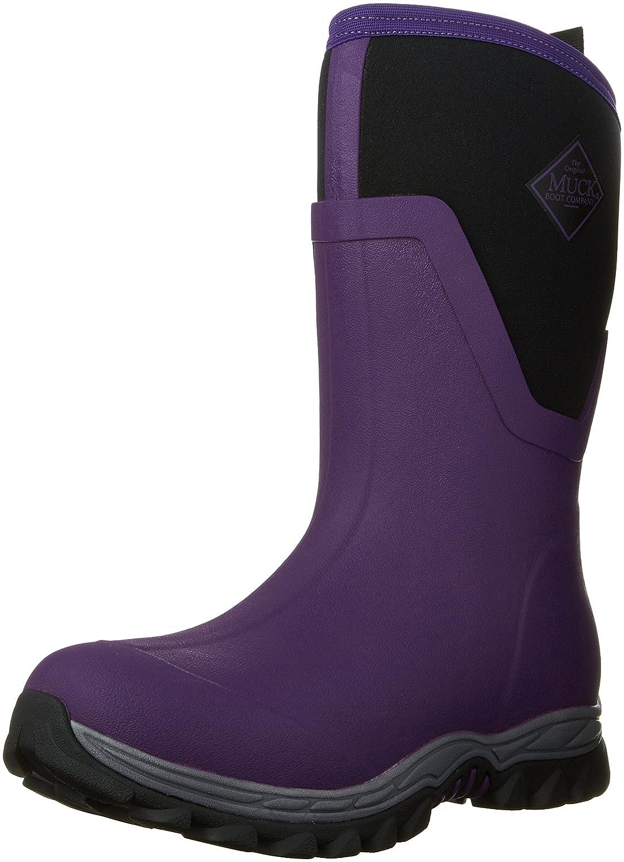 Muck Boot Women's Arctic Sport II Mid Snow B00TT372B4 10|Purple