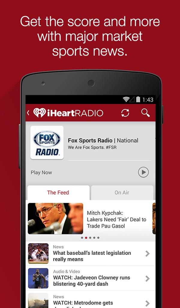 Iheartradio Free Listening