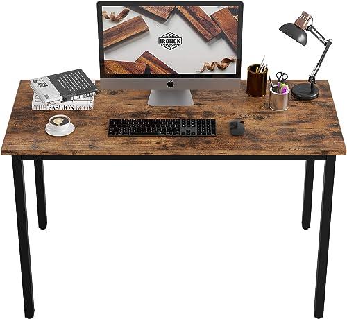 IRONCK Computer Desk 55″ Large Office Desk