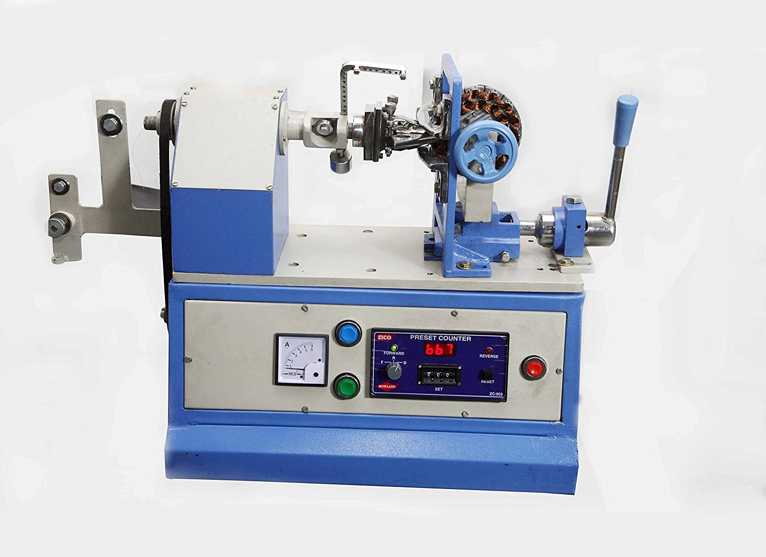 Indian Machine Mart Fan Coil Winding Machine: Amazon.in: Industrial &  Scientific