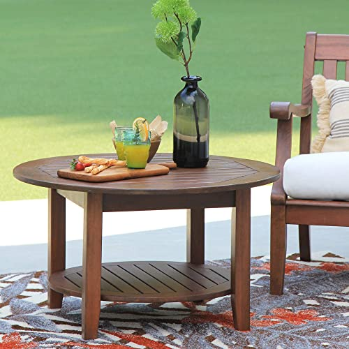 Cambridge Casual Solid Wood Como Sectional Coffee Table
