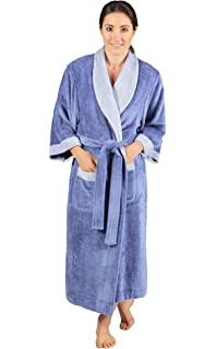 641aed5018dd4 Women's Terry Cloth Bath Robe - Luxury Comfy Robes by Texere (Sitkimono)
