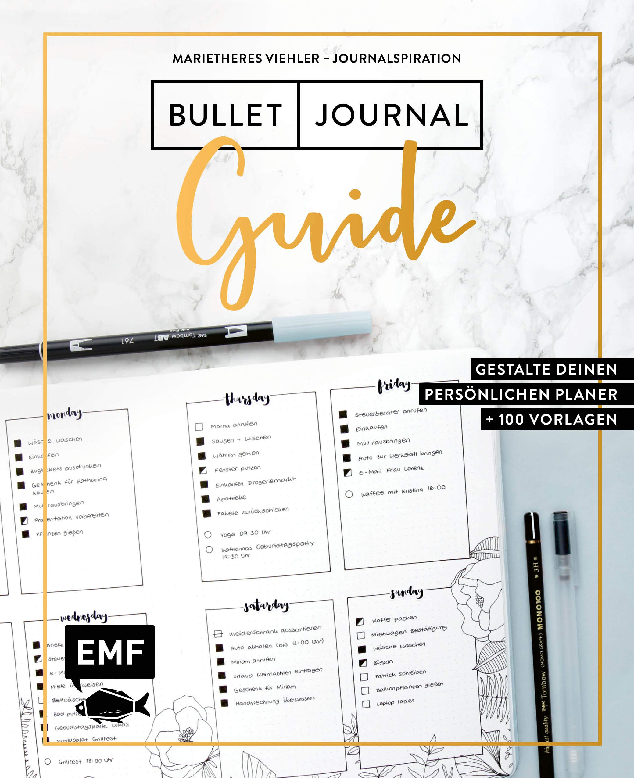 Bullet Journal Plan Track And Keep An Overview