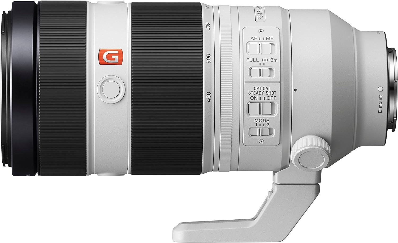 Sony FE 100-400 mm f/4.5-5.6 GM OSS | Full-Frame, Super Telephoto, Zoom Lens (SEL100400GM)
