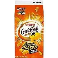 Pepperidge Farm Goldfish Flavor Blasted Xtra Cheddar Crackers, 30 oz. Carton