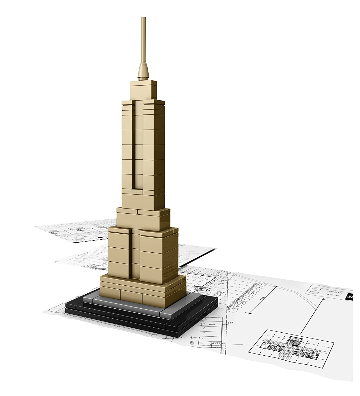 Amazon Lego Architecture Empire State Building 21002 Toys