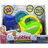 Little Kids Fubbles Bubble Light