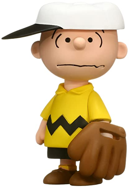 c045e73380 Image Unavailable. Image not available for. Color  Medicom Peanuts Series 6   Baseball Charlie Brown UDF Action Figure