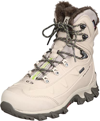 Nytro Gtx Boots by Salomon Get a grip on the ice in this