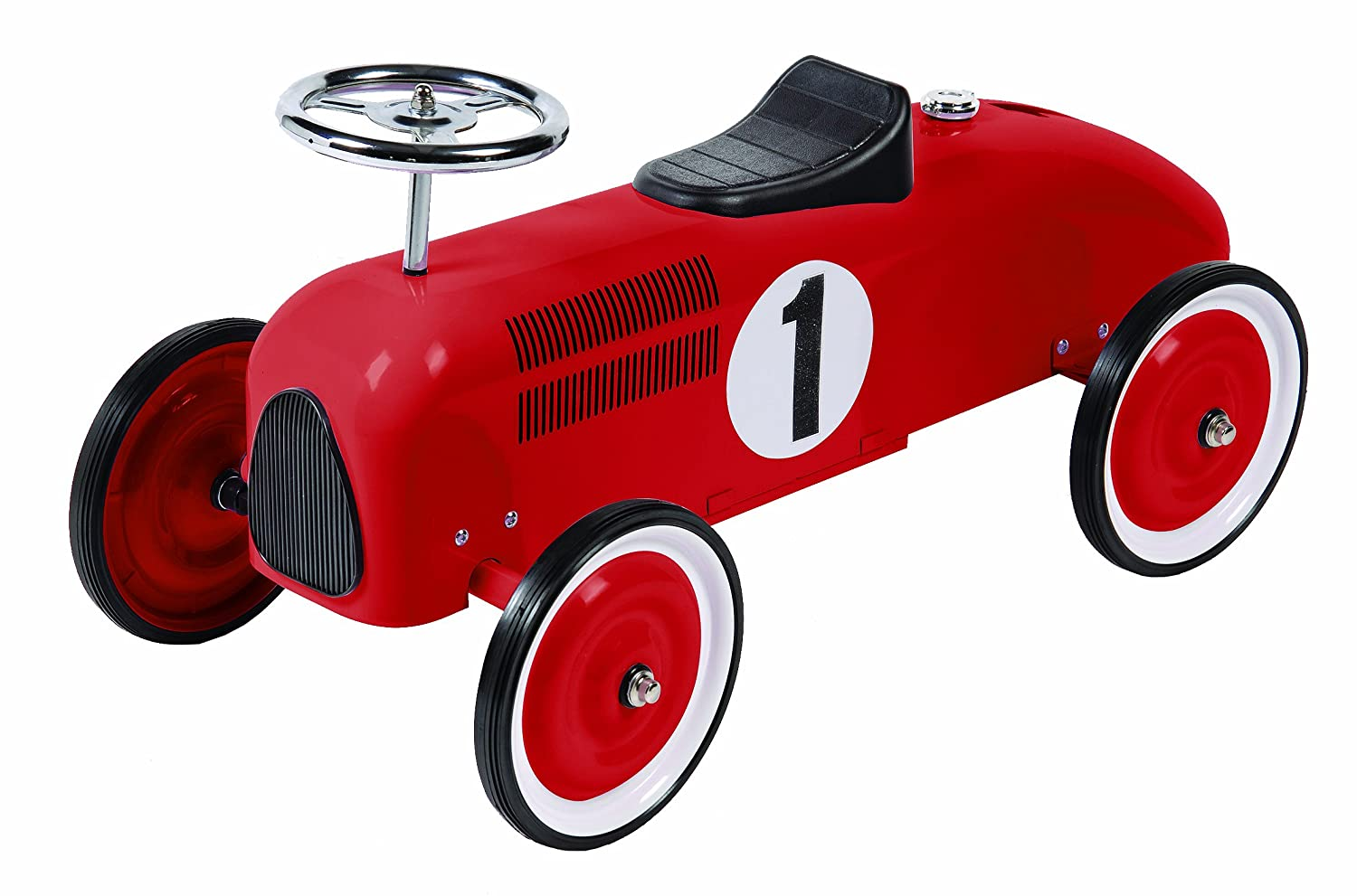 amazoncom dexton the red racer toys  games -
