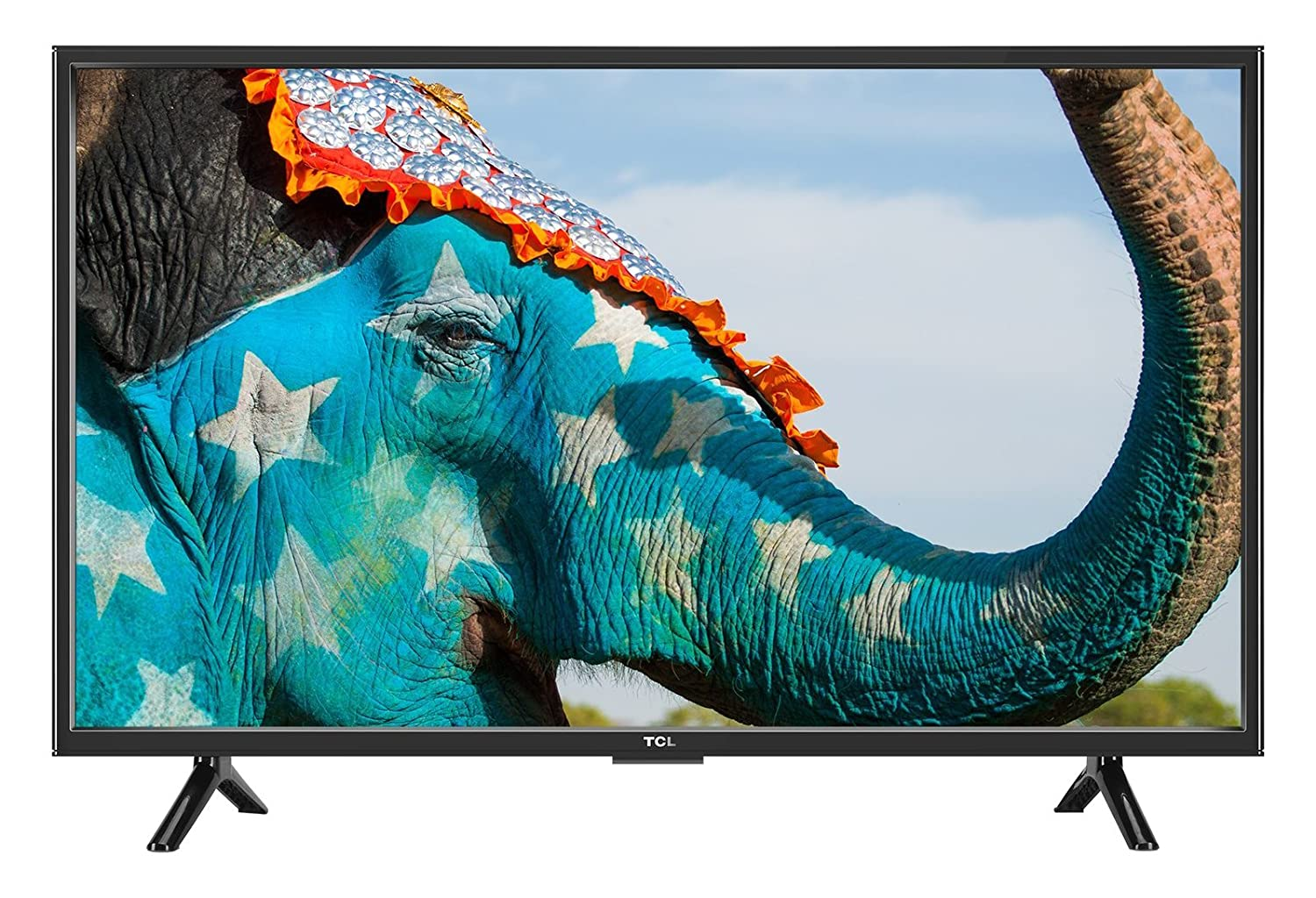 TCL 81.28 cm (32 inches) L32D2900 HD Ready LED TV (Black)-31% OFF