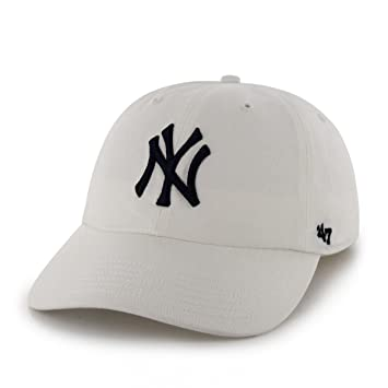 new york yankees baseball cap womens clean up adjustable hat white one size australia sale philippines