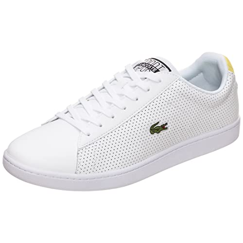 Lacoste L.IGHT 418 1 Junior Pink /& White Trainers Girls Sport Casual Shoes