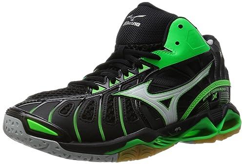 super populaire e07f9 79c5b Mizuno Wave Tornado X Mid, Volleyball Shoes (US M9.0 (Mens ...