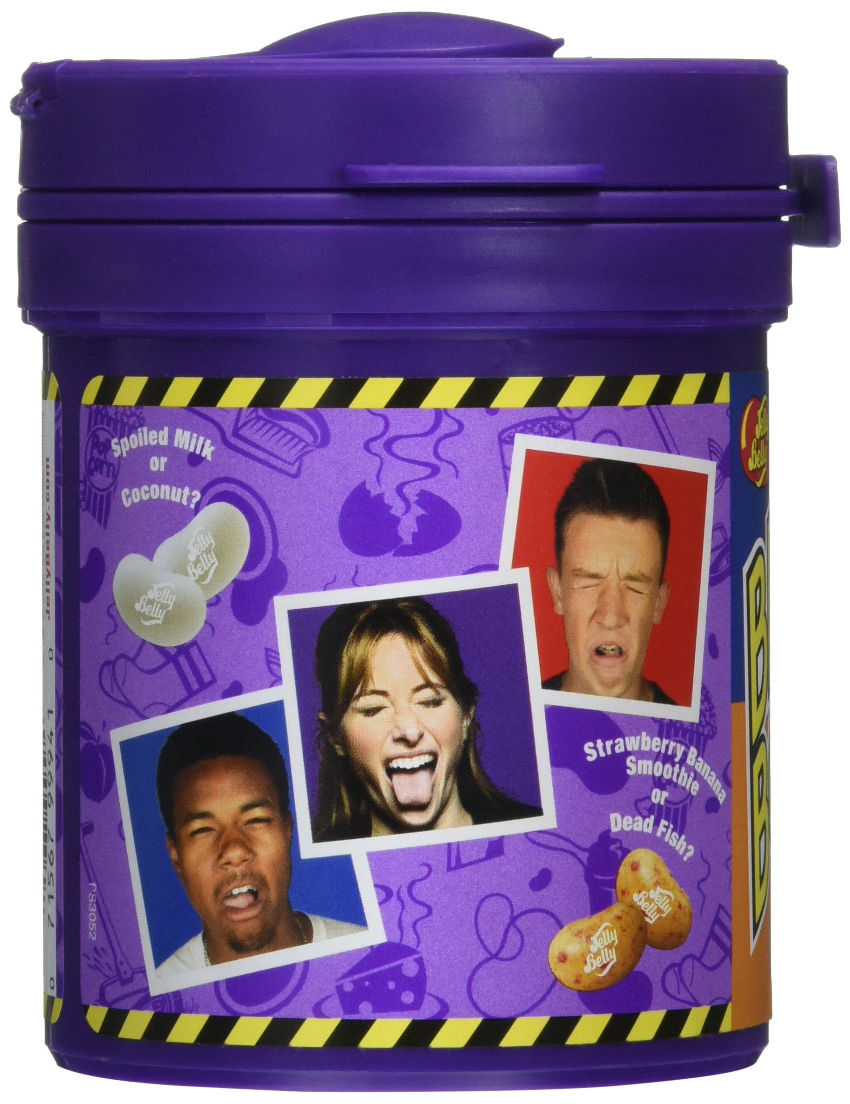 Jelly Belly BeanBoozled Mystery Bean Jelly Bean Dispenser, 4th Edition, Assorted Flavors, 3.5-oz by Jelly Belly (Image #3)