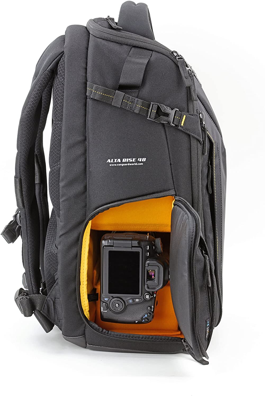 Vanguard Alta Rise 48 - Mochila para cámaras, 30 x 13(+6) x 27 cm ...