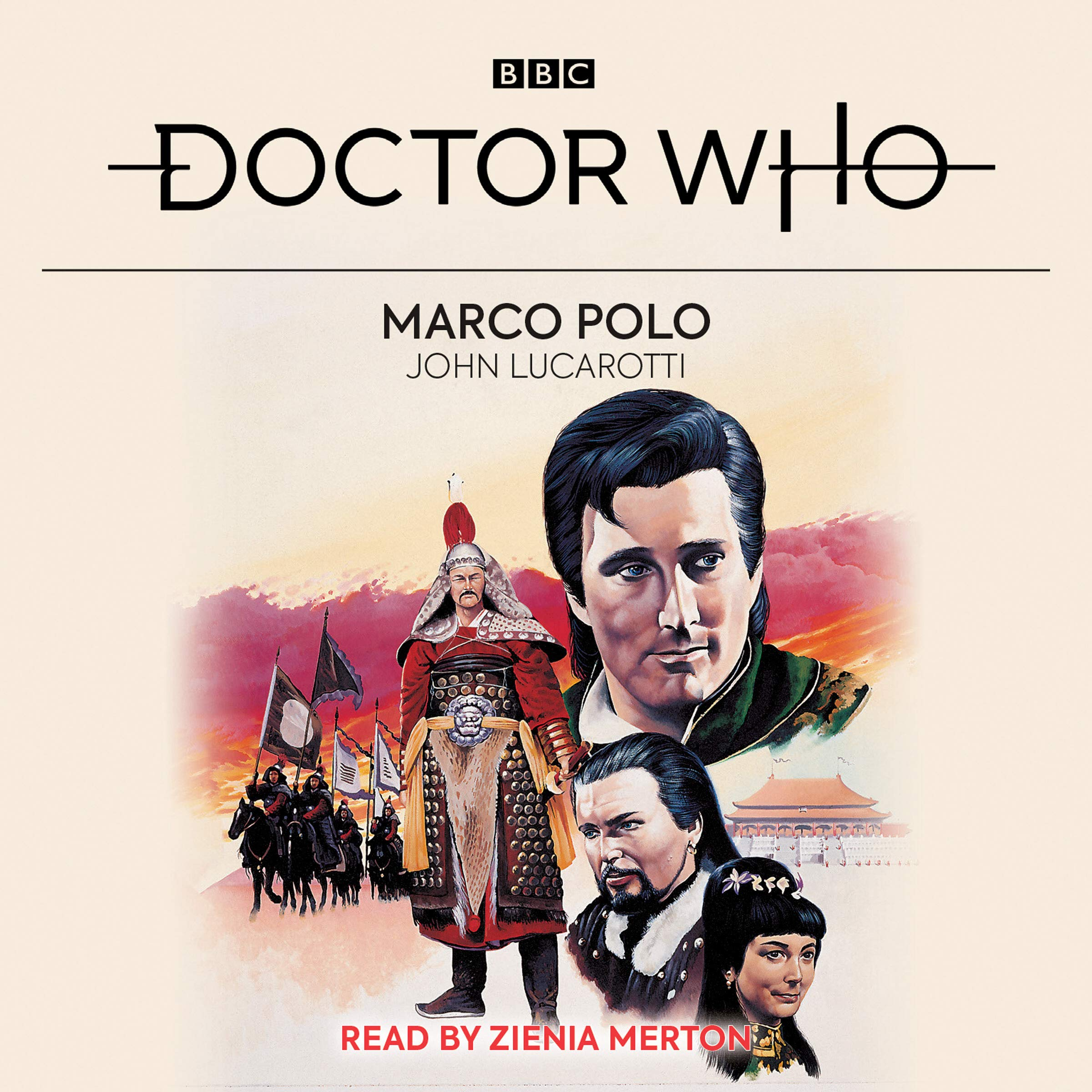 hot sale online 22f25 408de Doctor Who: Marco Polo: 1st Doctor Novelisation (Dr Who ...