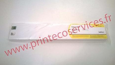 Cartucho Tinta SOLVENTE. AMARILLO 440ml para plóter Mimaki JV33 y CJV30: Amazon.es: Electrónica