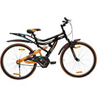 Hercules Dynamite ZX Dual Suspension Bicycle (26T)