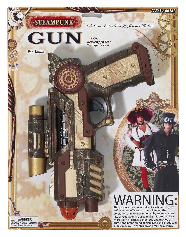 Steampunk Space Gun (disfraz): Amazon.es: Juguetes y juegos