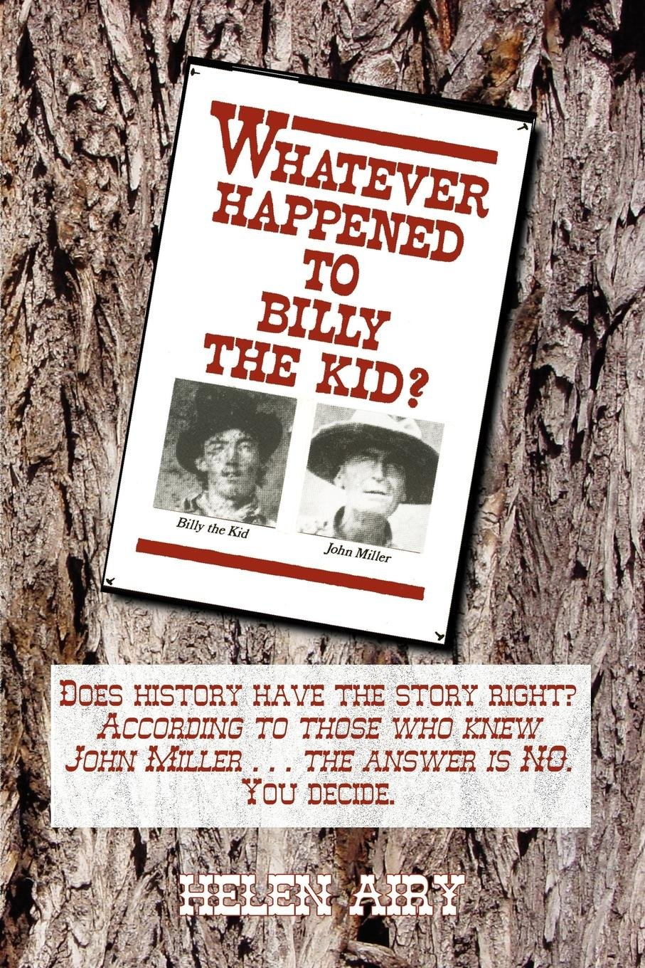 Download Whatever Happened to Billy the Kid pdf
