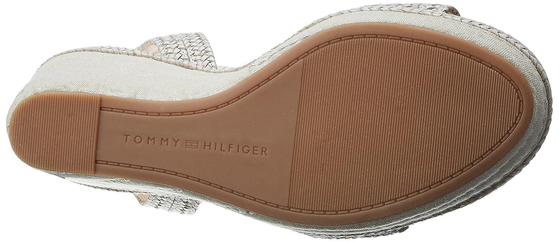 Tommy Hilfiger E1285STELLE 35S, Scarpe Col Tacco con