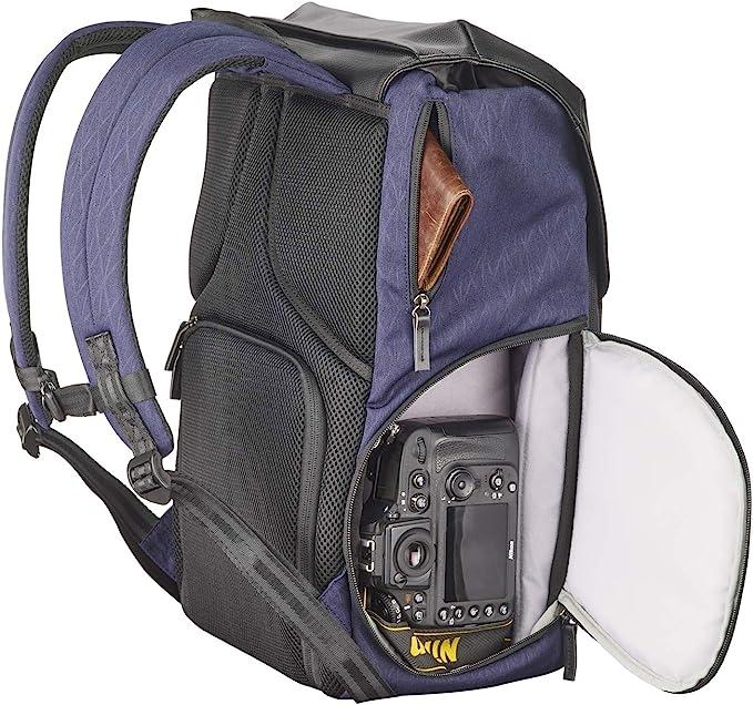 Cullmann Bristol Daypack 600 Dunkelblau Kamera