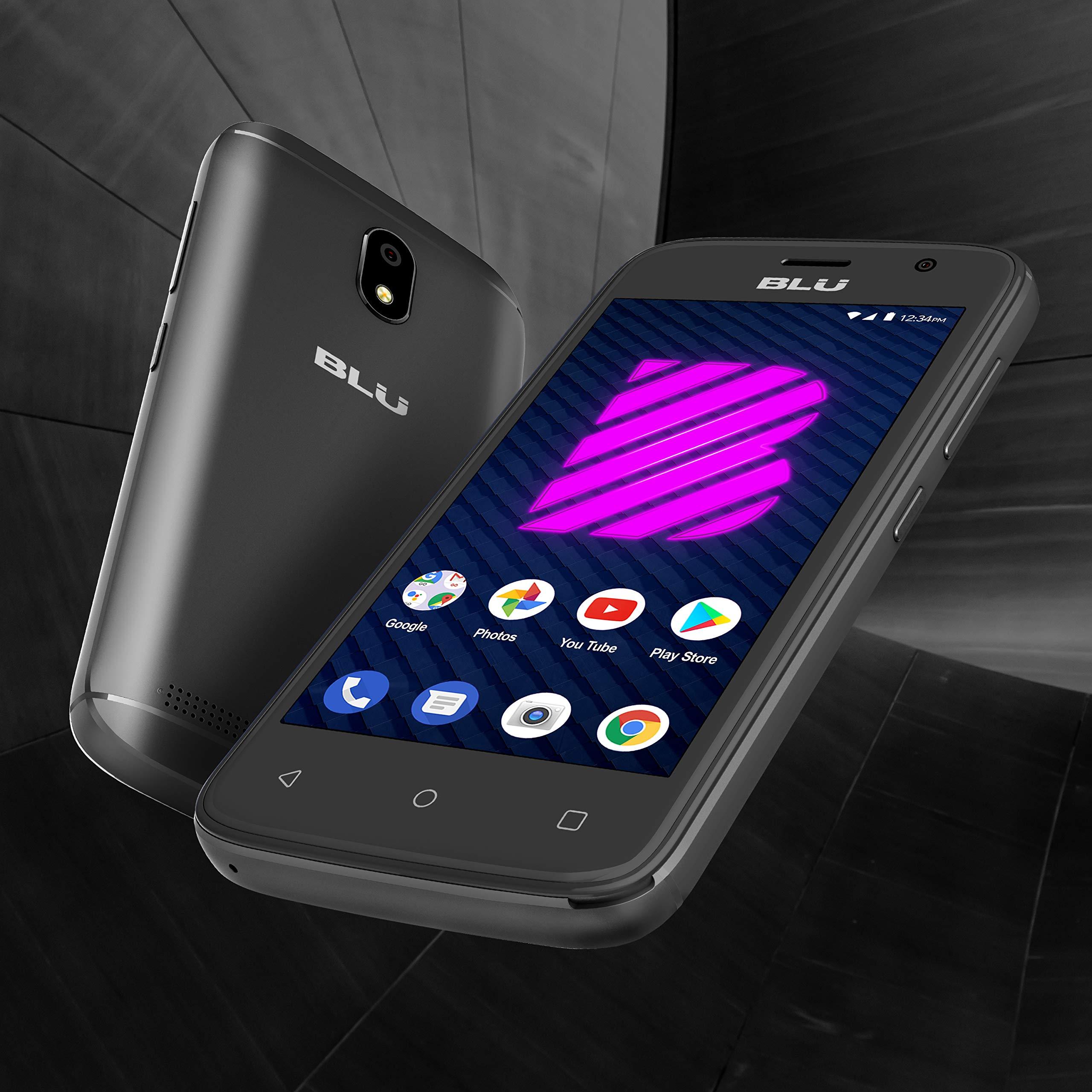BLU Advance A4 -Unlocked Dual Sim Smartphone -Black by BLU (Image #6)