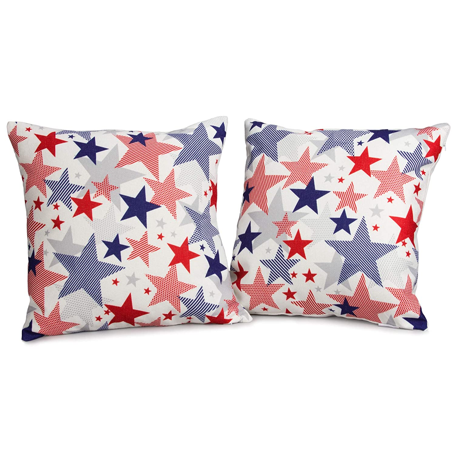 Image 3 of Holiday Pillow Covers, Set of 2
