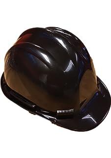 ProForce negro comodidad casco de protección casco de seguridad para construcción constructores de Bump Cap Trabajo