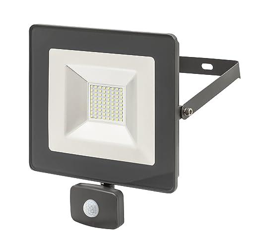 BLAUPUNKT Series Max LED Luz de Inundación 50W 6500K con Sensor PIR