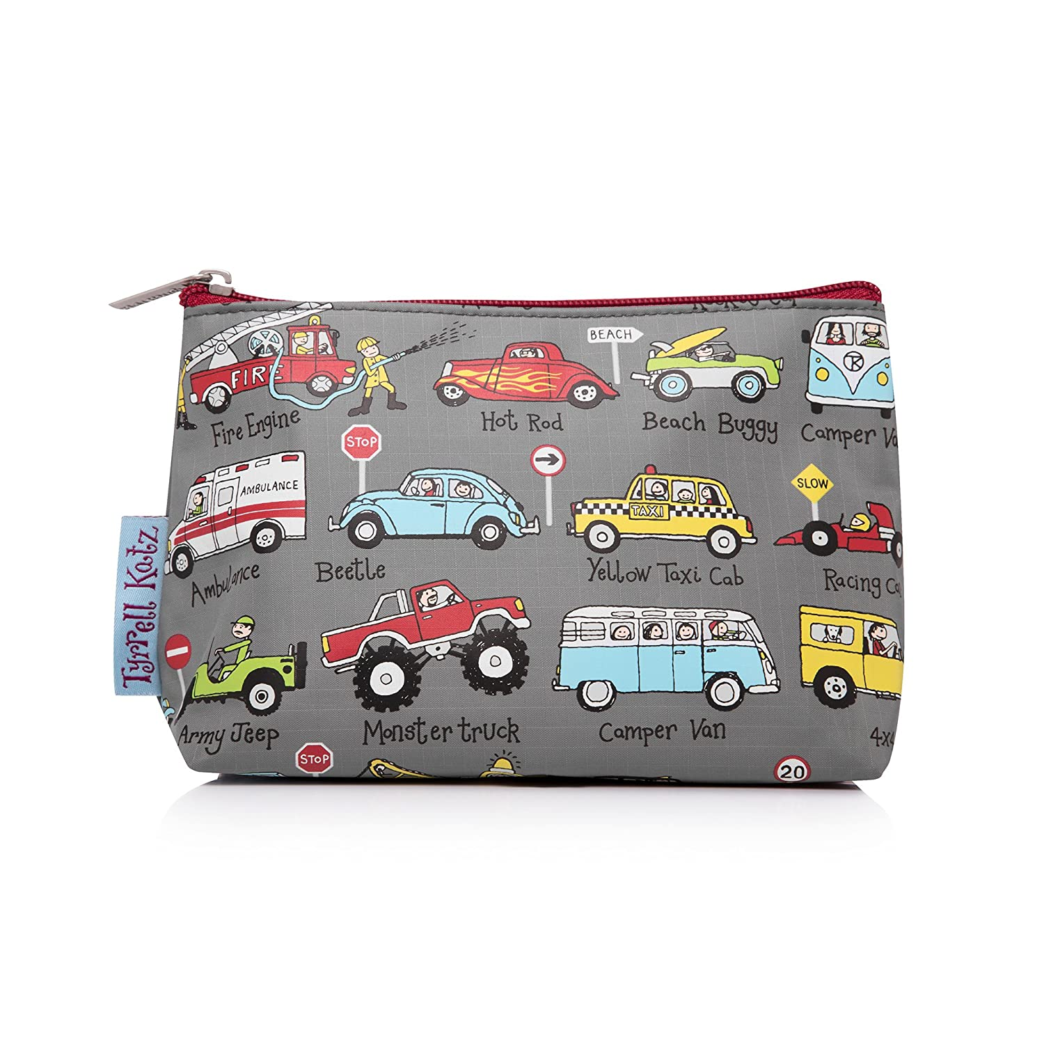 Tyrrell Katz Cars Wash Bag