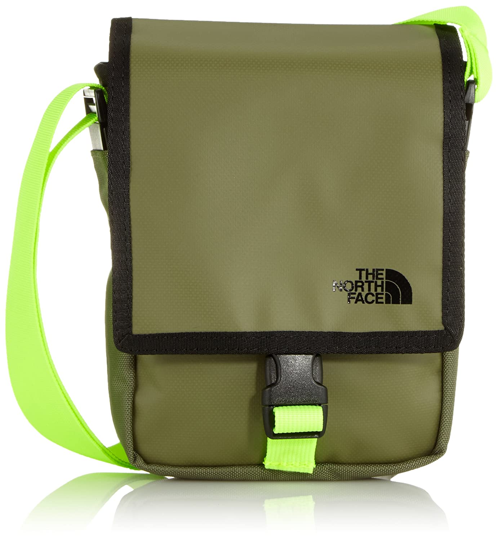 The North Face Bardu Bag Bolso Bandolera, Color Verde