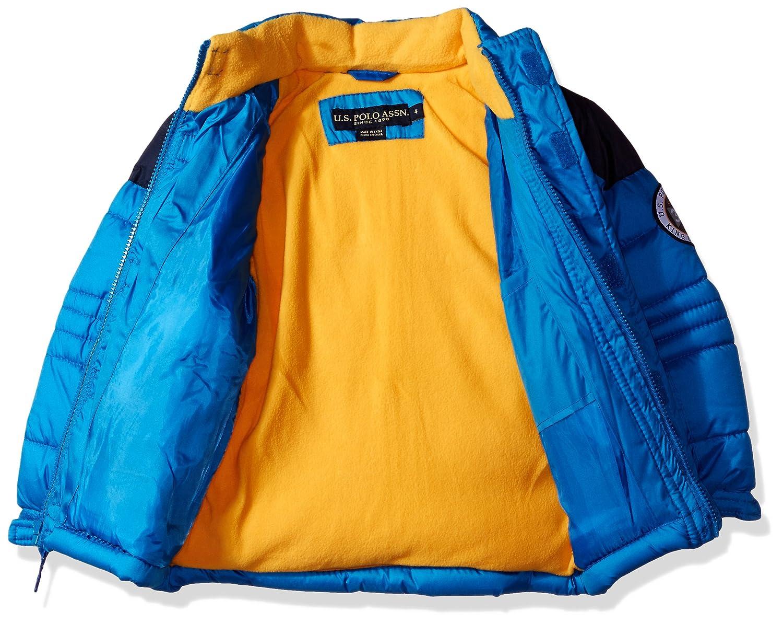 Boys Toddler Bubble Jacket Polo Assn More Styles Available U.S