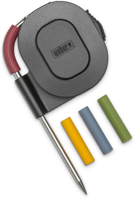 Weber 7211 -30 - 300°C Digital termómetro de comida - Termómetro de cocina (127 mm, 66 mm, 127 mm, 20,3 mm, 116,8 mm, 185,4 mm)