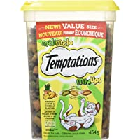 Temptations Mix-Ups Treats for Cats - Catnip - 454g