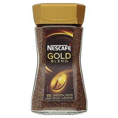 Nescafé Gold Blend Coffee 200g Pack Of 12
