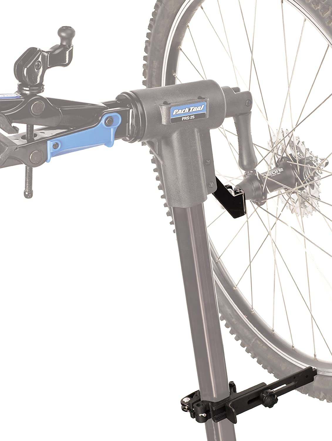 Park Tool Repair Mount Wheel Truing Stand Bike