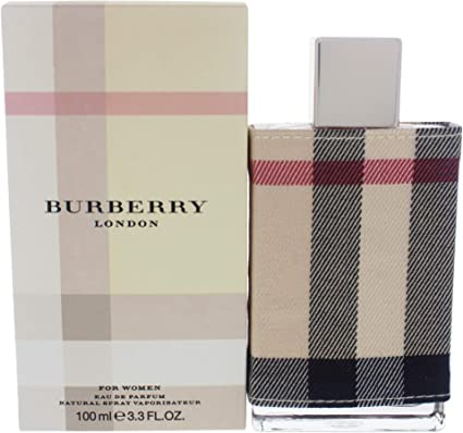 burberry london perfume 100ml