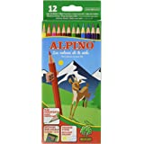 Alpino 722838 - Pack de 30 pâte à modeler 50G, couleurs assorties