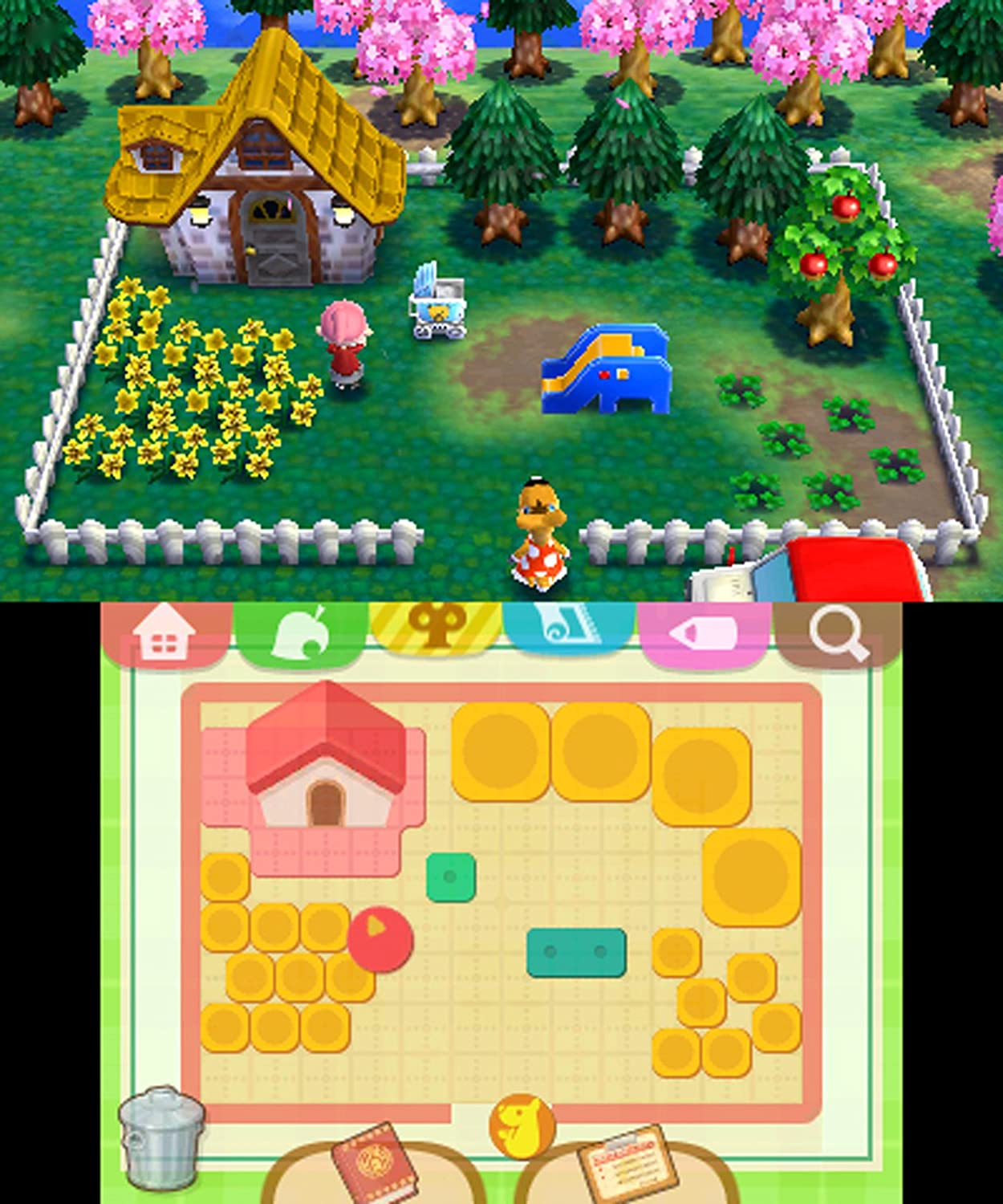Amazon.com: Animal Crossing Happy Home Designer [Nintendo 3DS ...