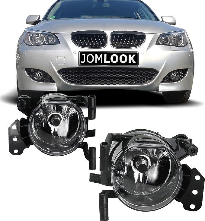 Jom Car Parts Car Hifi Gmbh 83043 Nebelscheinwerfer Klarglas Auto