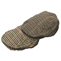 Walker & Hawkes - Uni-Sex Country Wool Flat Cap