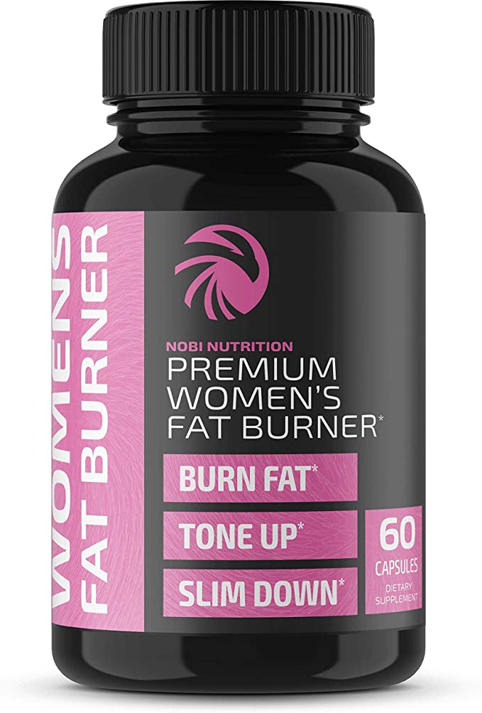 Amazon Com Nobi Nutrition Premium Fat Burner For Women