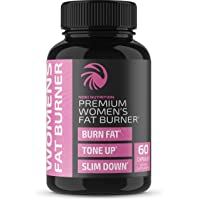 Nobi Nutrition Premium Fat Burner for Women - Thermogenic Supplement, Carbohydrate Blocker, Metabolism Booster an…
