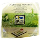 (2 Pack) - Blue Dragon - Spring Roll Wrappers | 134g | 2 PACK BUNDLE