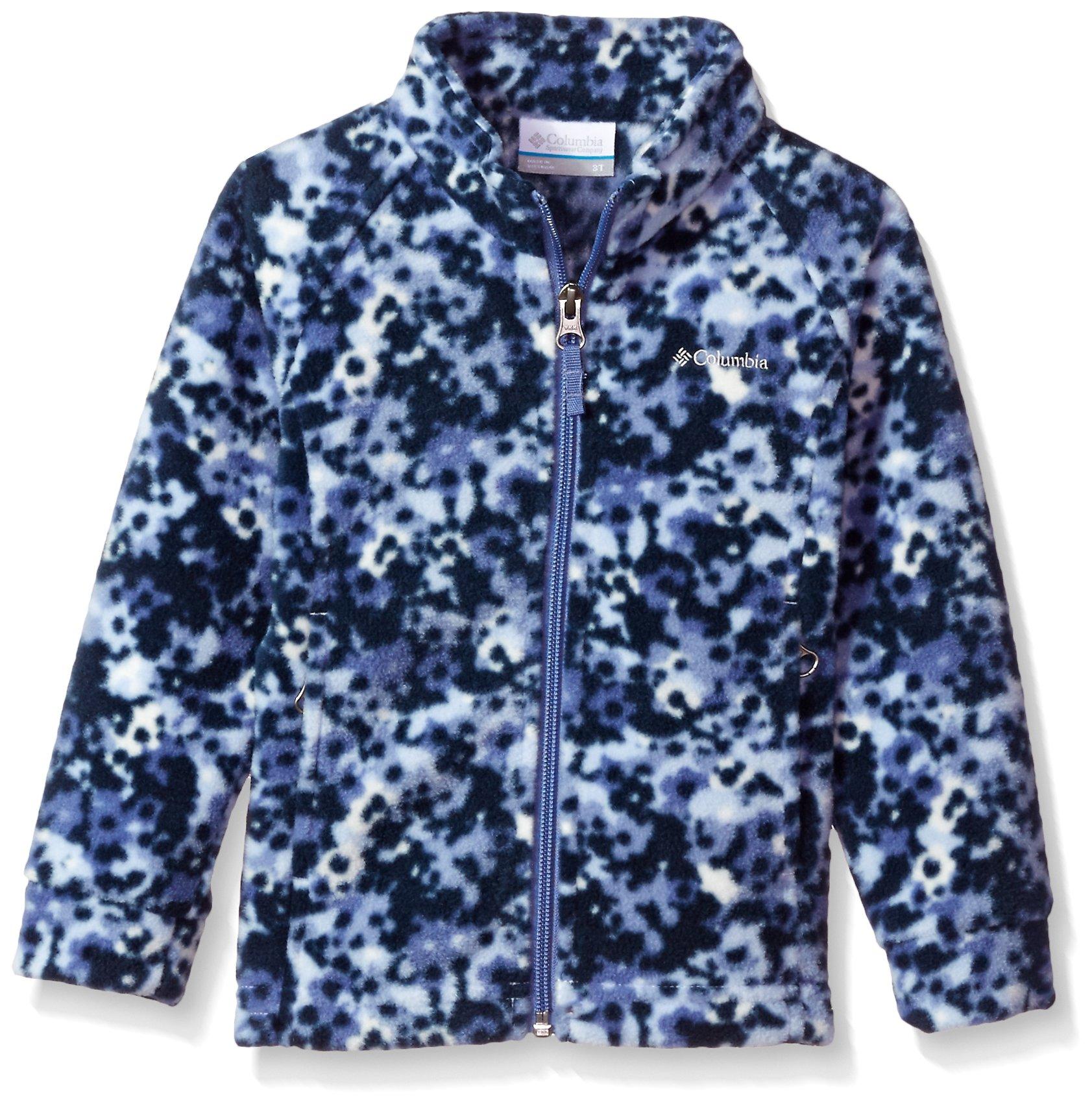 c1f0a31a0 Galleon - Columbia Girls  Big Benton Springs Ii Printed Fleece ...