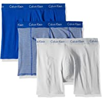 Calvin Klein Elements, Calzoncillos Tipo Calzones para Hombre, Paquete de 3