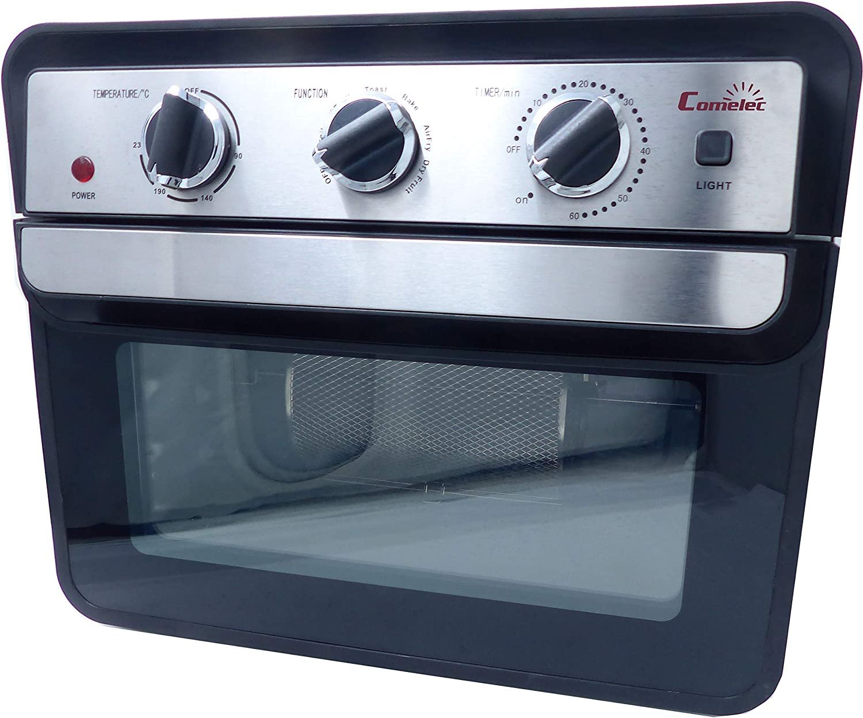 Horno combi, horno- freidora por aire COMELEC, 22 L, opción ...