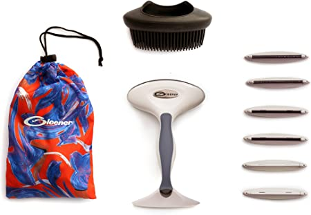 Gleener Ultimate Fuzz remover y afeitadora tela pelusa Remover ...